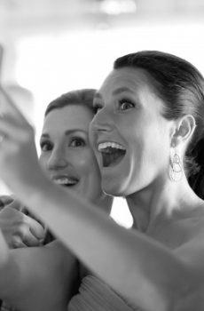 Selfie-mariée-demoiselle-dhonneur